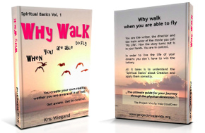 The Book. Why walk when you are able to fly.
